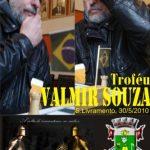 16ª copa santanense de xadrez, troféu Valmir Souza.
