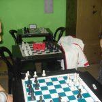 Vitórias fáceis consagram ídolo reiverense  em  Torneio relâmpago no  Bobby Fischer